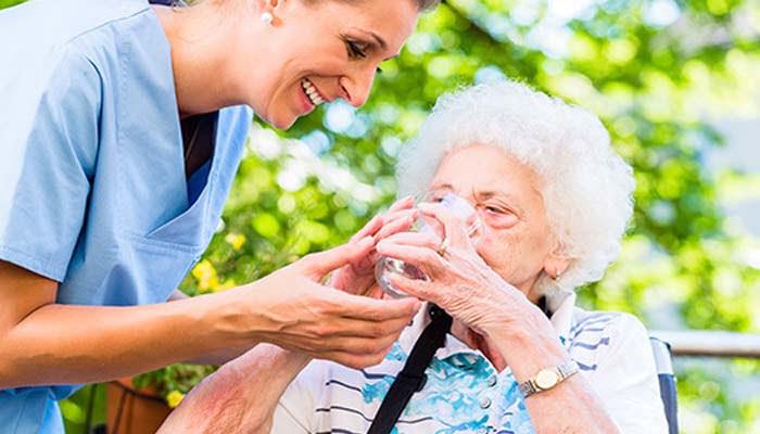 Difendere Dal Caldo I Malati Di Alzheimer